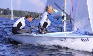 Marjaliisa ja Elise Umb said EM-il 31. koha