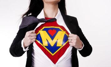 10 superoskust, mida valdavad vaid emad