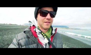 4x4 ISLAND | Kohtumine liustikega ja veeprotseduurid jäämägede vahel