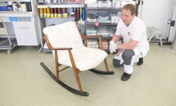 VIDEO | Vaata, milliste toodetega säilitada vana mööbli restaureerimisel eseme autentsus