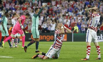 FOTOD: Milline mäng! Portugal võitis võimalustevaese 1/8-finaali Horvaatia vastu 117. minuti väravast 1:0!