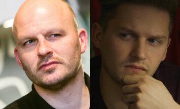 Rasmus Kagge ja Mihkel Tamm