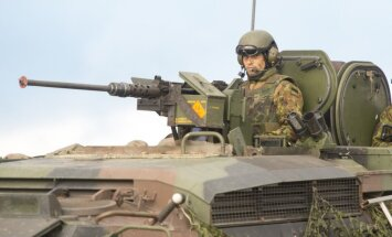 NATO väliõppus Poolas Steadfast Jazz