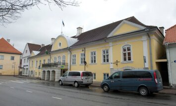 Kuressaare, Saaremaa, Saare maavalitsus