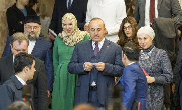 Türgi välisminister: oleme nõus rajama Tallinnasse mošee kohe, kui eestlased sellega nõus on