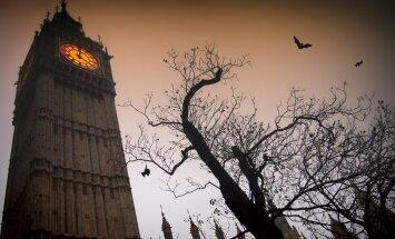 Kummitsuslik London