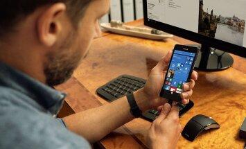 Telefoni saab ühendada ekraani, hiire ja klaviatuuriga, et seda kasutada kui arvutit.