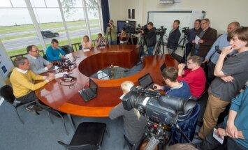 Eesti Olümpiakomitee pressikonverents