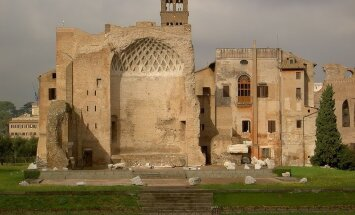 Золотой дом Нерона в Риме вновь открывается после 8 лет реконструкции