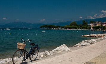 Открывается первый участок велодороги, огибающей озеро Гарда
