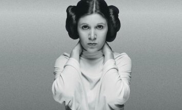 Printsess Leia (Carrie Fisher)