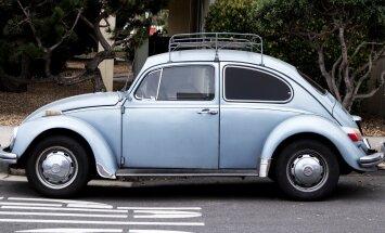 Uruguai ekspresident sõitis ametiajal ringi miljon dollarit maksva VW põrnikaga