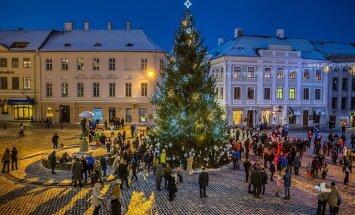 ХЛЕБА И ЗРЕЛИЩ: Какую бесплатную программу предлагают рождественские рынки Эстонии