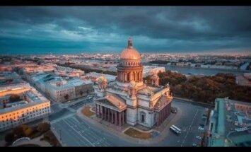 С днем рождения, Санкт-Петербург!