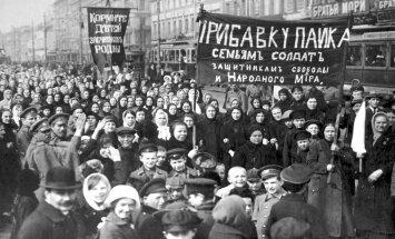 Ajaloolane Veiko Berendsen: elagu 1917. aasta Vene revolutsioon ja elagu Eesti omariiklus, millele see ajalooline sündmus avas tee