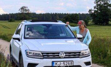 Uus Volkswagen Tiguan – asfalt on nõrkadele, andke kurve ja kruusateid!