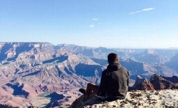 Дневник приключений. Часть седьмая: Большой каньон и 300 спартанцев