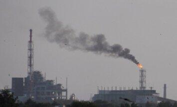 ФОТО: Жители Кохтла-Ярве снова обеспокоены экологической обстановкой. VKG успокаивает