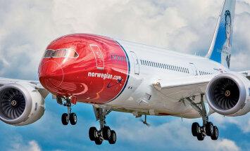 Norwegian Air установил рекорд: самый быстрый рейс через Атлантику