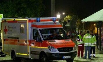 В Германии сирийский беженец устроил взрыв возле бара: 12 пострадавших