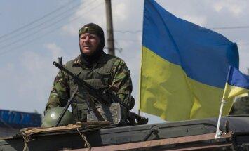 Tallinnast pärit Ukraina sõjaväelane: mitte mingit autonoomiat neile separatistidele ja mässajatele