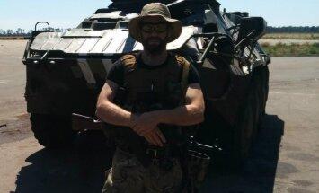 Eestis elav rootslane Ukraina lahingutes: kui Venemaa võtab ära Ukraina, on järjekord Poola või Baltimaade käes