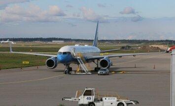 Obama lennukid Soomes