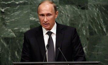 Vladimir Putin ÜROs