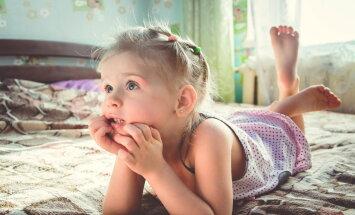 Kuidas ülemeelik või rahutu laps paari minutiga tasakaalu aidata