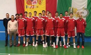 Müncheni Bayerni U18 meeskond Euroliiga turniiril