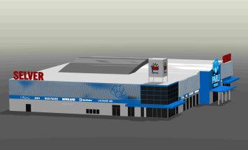 В Маарду появится первый в городе современный торговый центр