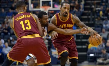 Cavaliers Grizzlies Basketball