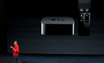 Apple TV uus, neljanda põlvkonna mudel pakub kasutajale mitu head üllatust.