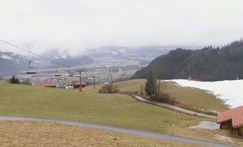 Ученые предупредили о скором исчезновении швейцарских лыжных курортов