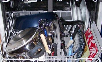TEE ISE: Keemiavaba pulber nõudepesumasinale