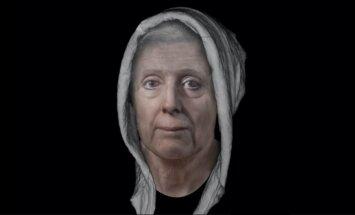 """Как выглядела """"ведьма"""", погибшая 314 лет назад"""