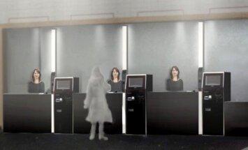 Jaapanis avatakse maailma esimene robothotell, kus teenindavad robotid