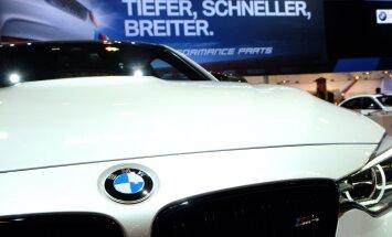 Kes viimasena naerab: BMW keeras ärandatud auto uksed üle võrgu lukku, varas jäi lõksu