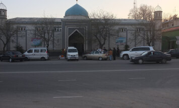 Nähtamatu islam Tadžikistanis