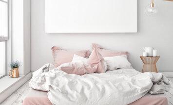 KODU KOLLASES MAJAS: Kuidas kujundada tillukest magamistuba