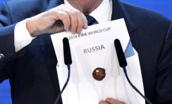 Dopinguraport võib ohtu seada 2018. aasta jalgpalli MM-i Venemaal