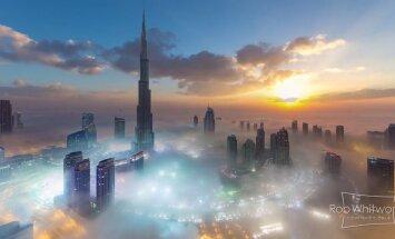VIDEO: <em>Flow motion</em> Dubaist ehk ülesvõte linnast nii, nagu seda kunagi nähtud pole