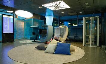Helsingi Vantaa lennujaam pakub tasuta magamiskohti