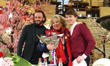ФОТО И ВИДЕО: Татьяна Тарасова с размахом отпраздновала юбилей