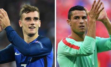 Prantsusmaa vs Portugal