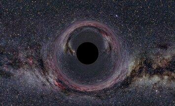 Mis juhtub inimesega, kes musta auku satub? (Vastus on palju veidram kui kohene surm)