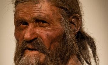 """Kuula pronksiaegse inimese häält: """"Jäämees"""" Ötzi pandi moodsa tehnoloogia abil taas rääkima"""