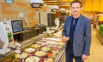 Maximat külastanud Hannes Mootse sõnul annab kõige suurema efekti toidu värske välimus ning see, kuidas asjad on sooja- ja jaheletis paigutatud.