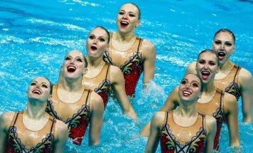 Российские синхронистки завоевали золотые медали в Рио