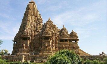 Откуда в консервативной Индии храмы любви и секса?